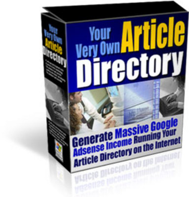 Product picture Build Your Own Article Submission Directory